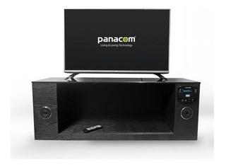 Panacom Home Theater Con Dvd Y Sitema De Parlantes 16-11-19