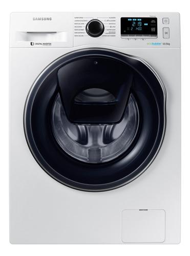 Imagen 1 de 4 de Lavarropas automático Samsung WW10K6410Q inverter blanco 10.5kg 220V