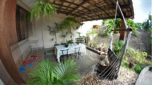 Imagem 1 de 25 de Casa Com 4 Quartos, 400 M² Por R$ 1.100.000 - São Francisco - Niterói/rj - Ca0053