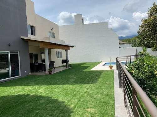 Casa Venta Cuernavaca Mor. Lomas Del Sol