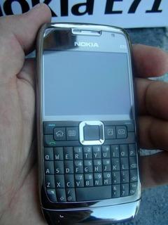 Nokia E71 Carcasa Nueva. 20 Manzanas