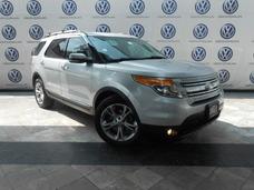 Ford Explorer Limited 7 Pas 2011 Con Garantía De Agencia!