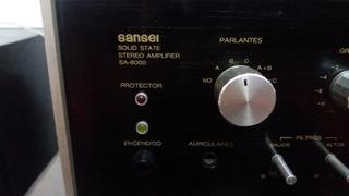 Amplificador Sansei Sa-8000
