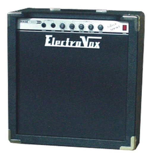 Amplificador Bajo Electrovox Basstech Bt-40 P/12 40 Watts