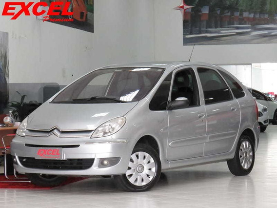 Citroen Xsara Picasso Exclusive 1.6 16v 4p