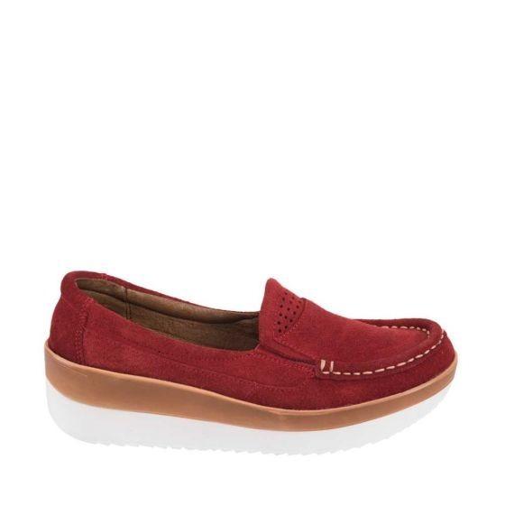 Zapato Confort Shosh Dama 825130