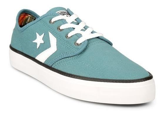 Zapatilla Converse All Star Zakim Ox Seaside Blue. Oferta!