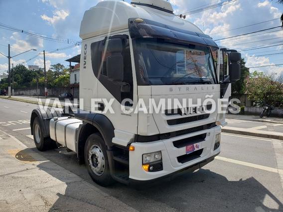 Stralis 400 4x2 2013 Toco Automatico N Volvo Fh Scania Vw