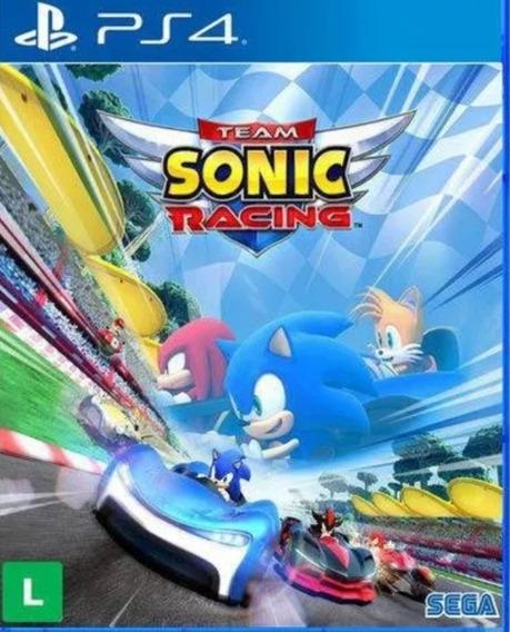 Team Sonic Ps4 Original Digita1