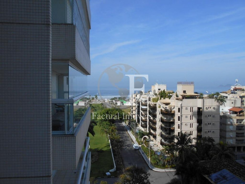 Apartamento Com 3 Dormitórios À Venda, 145 M² Por R$ 1.490.000,00 - Central Park - Guarujá/sp - Ap9817
