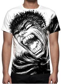 Camiseta Anime Berserk Guts