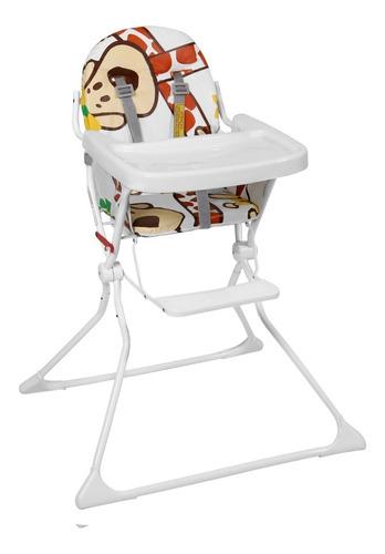 Imagem 1 de 7 de Cadeira Refeição Standard 5016 Galzerano (suporta Até 15 Kg)