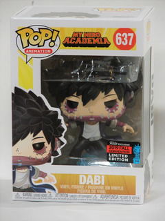 Funko Pop! - My Hero Academia - Dabi - (43402) (637)
