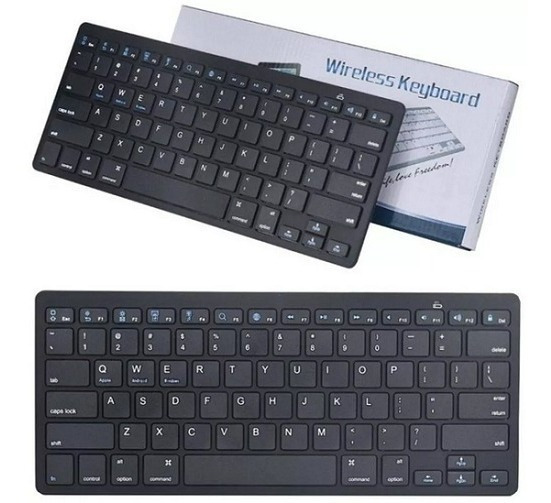 Teclado Wireless Bluetooth Mini