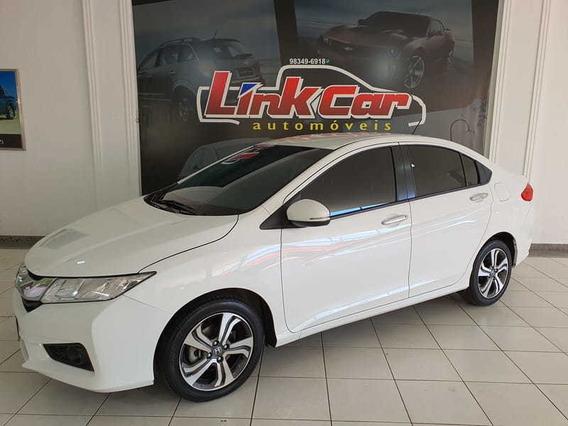 Honda City Sedan Ex 1.5 Flex 16v 4p Aut