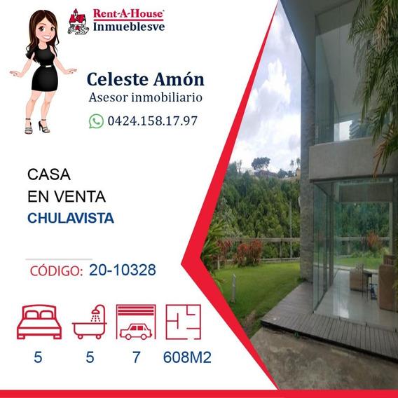 Casa En Venta Chulavista 0424.158.17.97 Ca Mls #20-10328