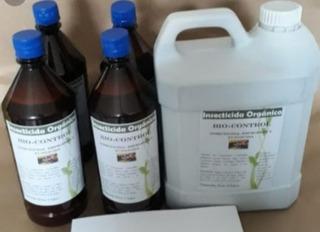 Insecticida Orgánico + Abono + Fungicida A $2 El Litro