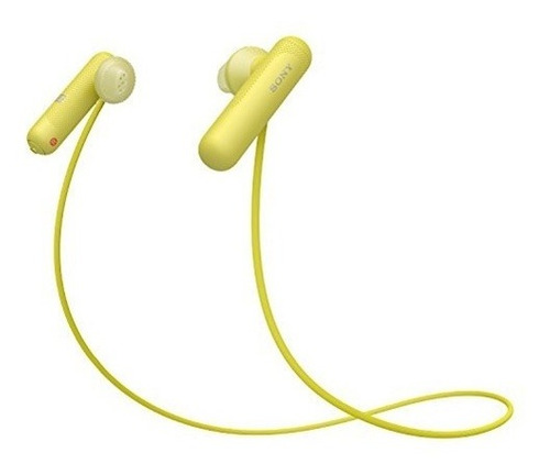 Imagen 1 de 2 de Auriculares Internos Inalámbricos Sony Wisp500 Color