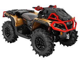 Quadriciclo Can-am Outlander 1000 Xmr 2019 Ok
