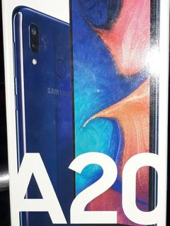 Samsung Galaxy A20 3gb Ram 32gb Camara Dual 13mp + 5mp
