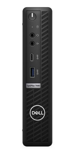 Cpu Dell Optiplex 7080 Mff /ci5-10500t /8gb /1tb /w10pro