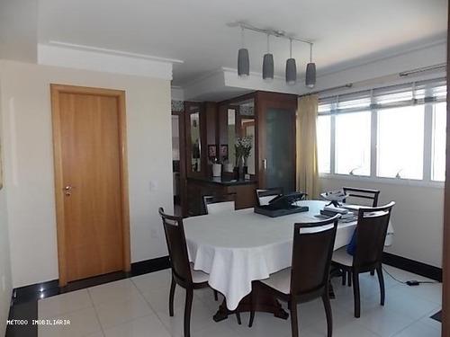 Apartamento Para Venda Em Santo André, Bairro Jardim, 2 Dormitórios, 2 Suítes, 3 Vagas - 10140_1-536963