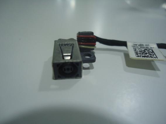 Conector Dc Jack Dell Xps 12 9q23 9q33 0nvr98 Envio Carta