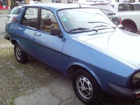 Renault R 12 Tl 1986 Con Gnc Muy Buen Estado Titular