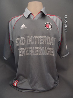 Camisa Feyenoord-rotterdam/holanda