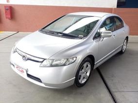 Honda Civic Lxs 1.8 16v Flex, Dxw0155