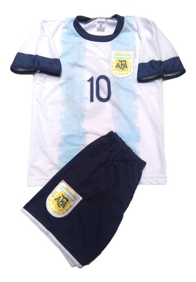 Infantil Argentina Messi