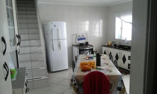 Casa Com 2 Dormitórios À Venda, 155 M² Por R$ 455.000,00 - Jardim São Luís - Santana De Parnaíba/sp - 1647