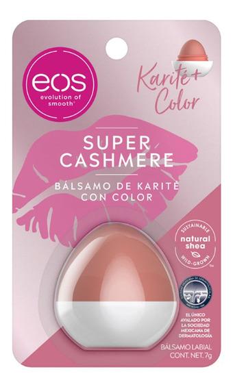 Balsamo Labial Colección Sea Shade Super Cashmere 7g Eos