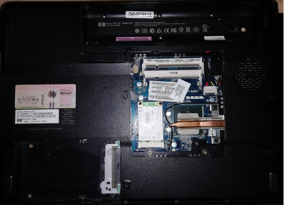 Base De Laptop Hp Compaq C700 Tecnología Intel