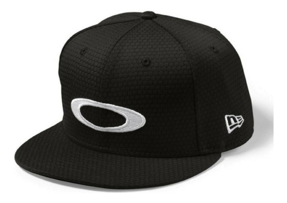 Gorra Oakley New Era Snapback Plana Original Honey Comb