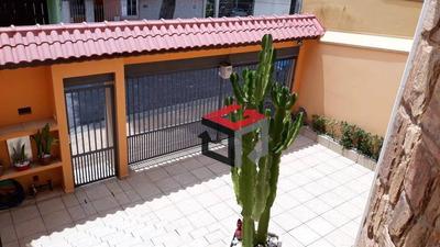 Sobrado Com 4 Dormitórios À Venda, 290 M² Por R$ 950.000 - Vila Francisco Matarazzo - Santo André/sp - So22795