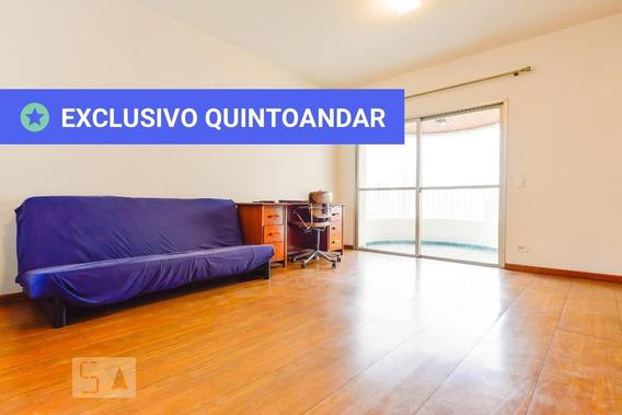Apartamento No 10º Andar Com 3 Dormitórios E 2 Garagens - Id: 892988303 - 288303