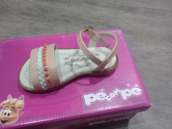 Sandalia Infantil Babi Exclusive