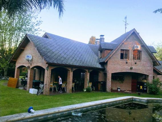 Dueño Vende Imp. Chalet Country Banco Provincia C/plaza