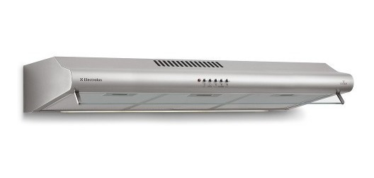Depurador Inox De80x 80cm 3 Velocidades - Electrolux