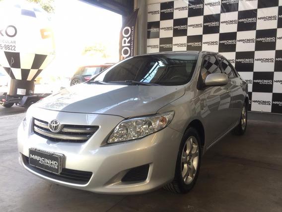 Toyota Corolla Gli 1.8 16v Flex Mecânico Completo Super Novo
