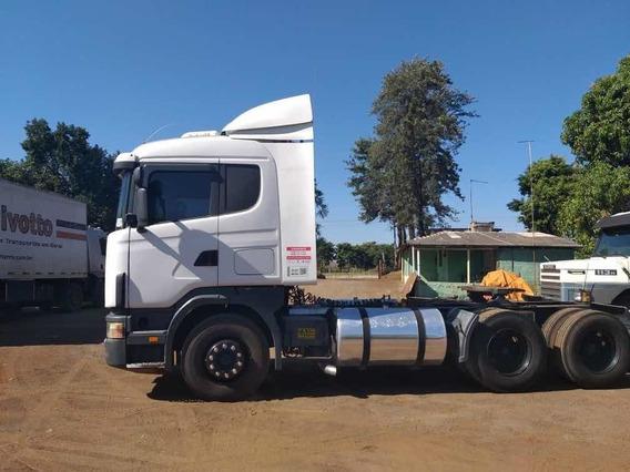 Scania 124 360