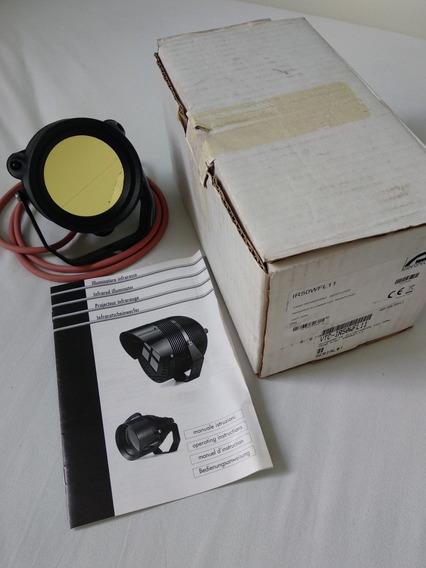 Iluminador Infra Vermelho 850nm, 12vdc 50w Ip66