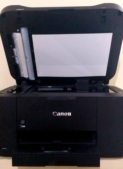 Impressora Multifuncional Canon Maxify Mb2010 Bulk Ink