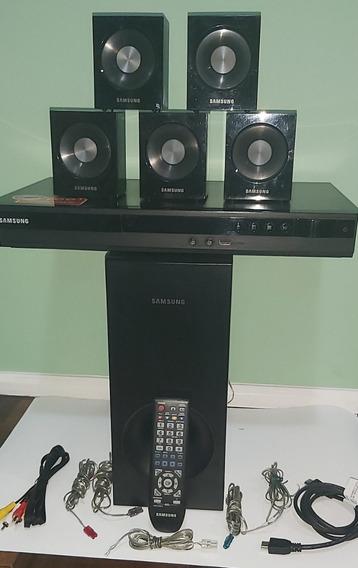 Home Theater Samsung Ht-d350k/zd 5.1