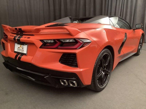 Imagem 1 de 15 de Chevrolet Corvette  6.2 Stingray Targa V8 2p 2p