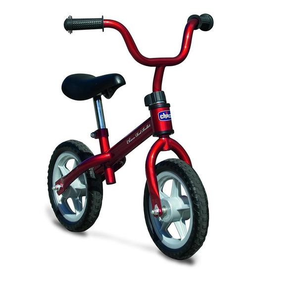 Chicco Bici De Balance Red Bullet, Color Rojo