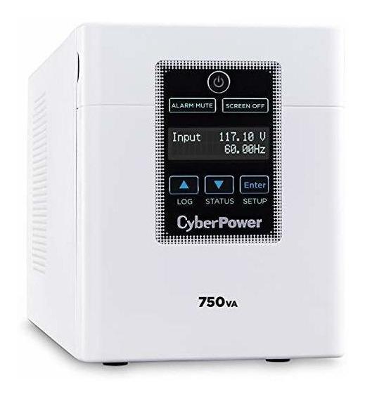 Cyberpower M750l Medical-grade Ups Sistema 750va 600w 6 Ou ®