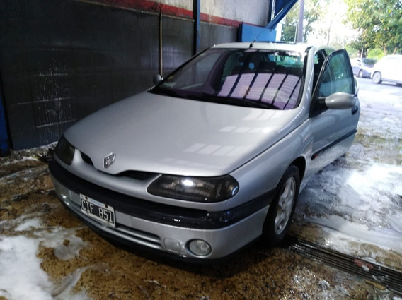 Renault Laguna Rxt V6 24v 1999 74835 Km Reales Espectacular