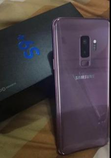 Samsung Galaxy S9 Plus 128gb Violeta Com Nf